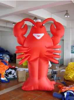 20ft  Advertising Giant Inflatable Lobster Restaurant Promot