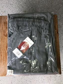 3 for $29.99 - Brand New Chef Works Pants Elastic Waist Rest