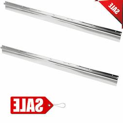 """44"""" Stainless Steel Wall Mount Silver Restaurant Ticket Rod"""