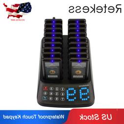 Church Restaurant Pager System Food Truck Wireless System Wa