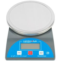 Commercial Restaurant 10 lb. Round LCD Digital Portion Contr