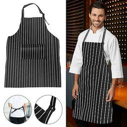 Cooking Apron For Men Women Kitchen Bib Aprons BBQ Baking Re