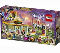 Lego Friends *FREE MINIFIGURE W/PURCHASE* Drifting Diner Smo