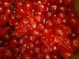 Glazed Cherry 1 Lb use for baking bread,cake or other pastry
