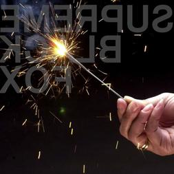 Gold Sparklers for Birthday, Wedding, Restaurant, New Years,
