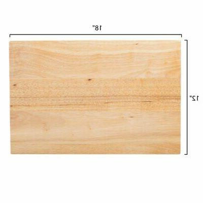 Wood Commercial Solid Cutting Board New