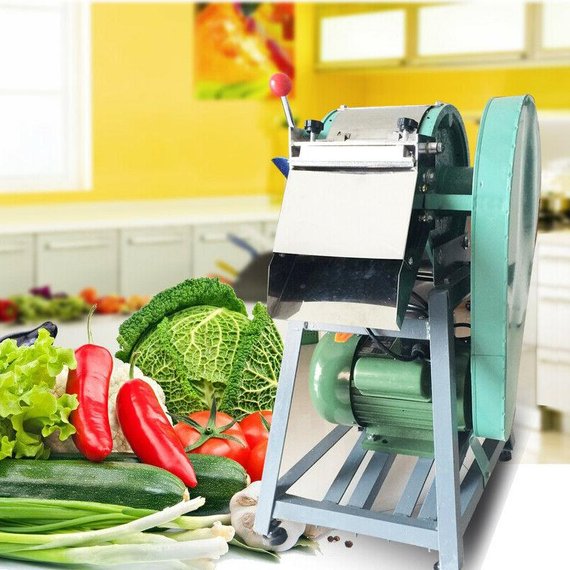 commercial electric vegetable cutter slicer machine