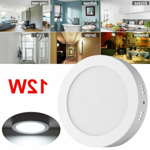 led ceiling panel light surface mount kitchen