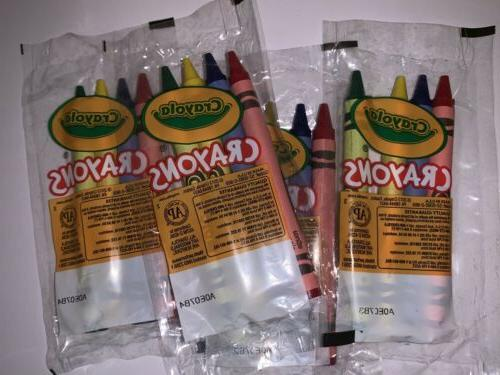 lot of 12 genuine 4 count packs