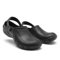 Male Breathable Shoes Non Skid Comfy Flats Slip On Restauran