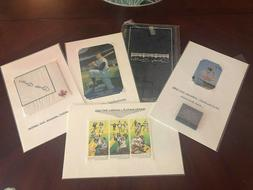 Mickey Mantle Yankees restaurant Lot of items