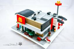 Personalized lego gifts of Your Restaurant! lego models for