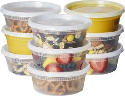 - Plastic Food Storage Containers With Lids Restaurant Deli