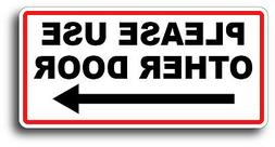 PLEASE USE OTHER DOOR RIGHT ARROW HIGH QUALITY WATERPROOF GL