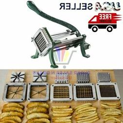 POTATO FRENCH FRY Fruit Vegetable Cutter Slicer Cutting Blad