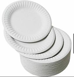 QUALITY WHITE Party Wedding Restaurant Large PAPER PLATES 23
