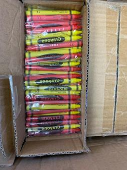 Restaurant Children Meal Crayons - 1000 Packs of 2 Crayons E