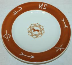 JACKSON China Restaurant Ware Cowboy Western Brands DINNER P