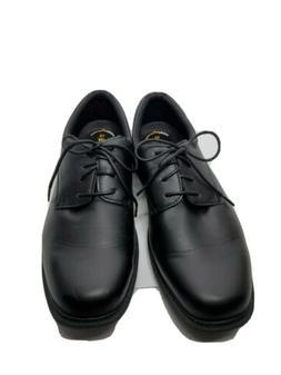 Tredsafe Rig Men's Black Restaurant Work Shoes OIL/SLIP RESI