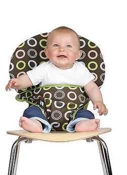 Topseat ~ Travel/Restaurant Baby Highchair Cover~Washable ~